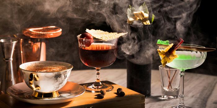 Signature Cocktail from SEEN Restaurant & Bar Bangkok at AVANI Riverside Bangkok Hotel, Charoennakorn Road, Bangkok