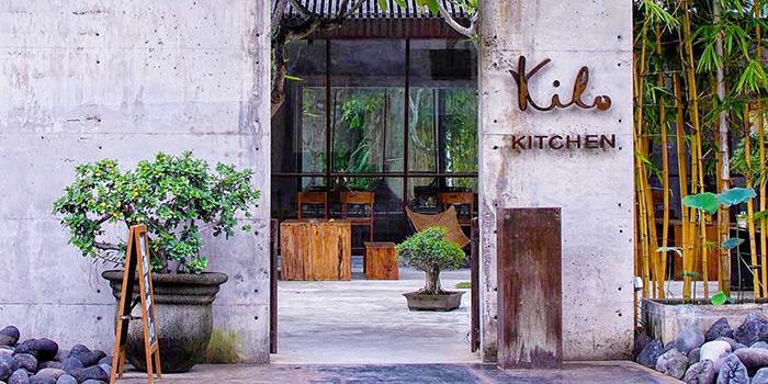 Exterior from Kilo