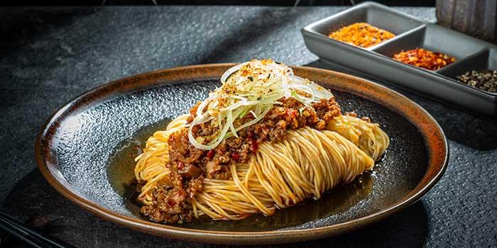 Spaghetti at The Chinese National (Swissotel Jakarta PIK Avenue)