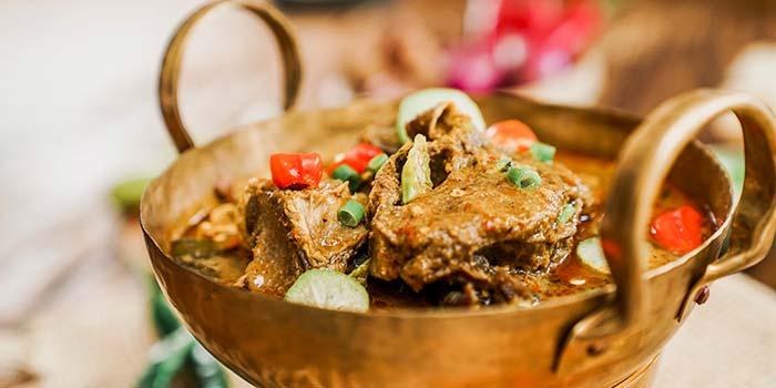 Soup at Nyai Rasa Restaurant