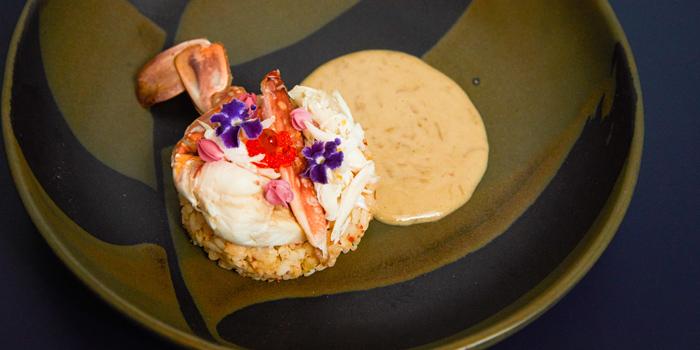 Special Dishes from Ukiyo at M Floor 101 N Sathon Rd Silom, Bang Rak Bangkok