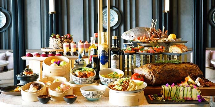 Special Dishes at The Chinese National (Swissotel Jakarta PIK Avenue)
