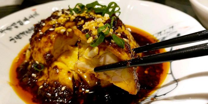 Steamed Chicken with Chilli Sauce, Jiangsu & Zhejiang, Tsim Sha Tsui, Hong Kong