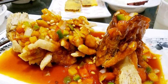 Sweet & Sour Fresh Water Grouper, Jiangsu & Zhejiang, Causeway Bay, Hong Kong