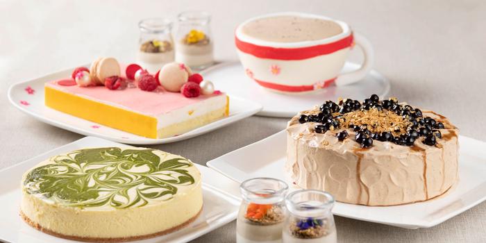 Tea themed Desserts, The Place, Mongkok, Hong Kong