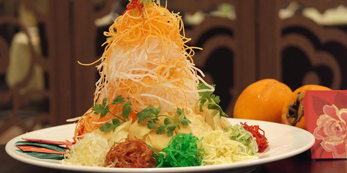 CNY Yu Sheng (Till 8 Feb) from Tonny Restaurant at Geylang in Kallang, Singapore