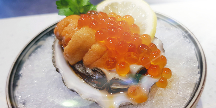 New Uni Oyster from Uni Gallery by Oosterbay at The Plaza in Lavender, Singapore