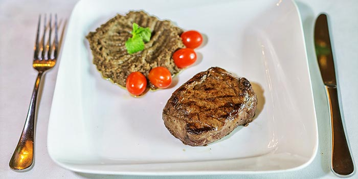Wagyu Biftek at Turkuaz