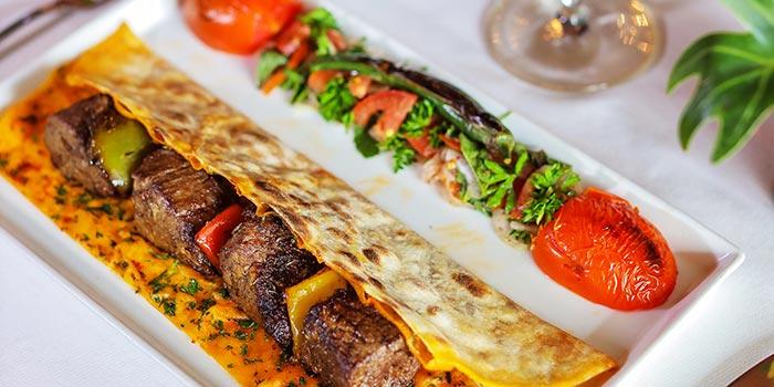 Wagyu Kebab at Turkuaz