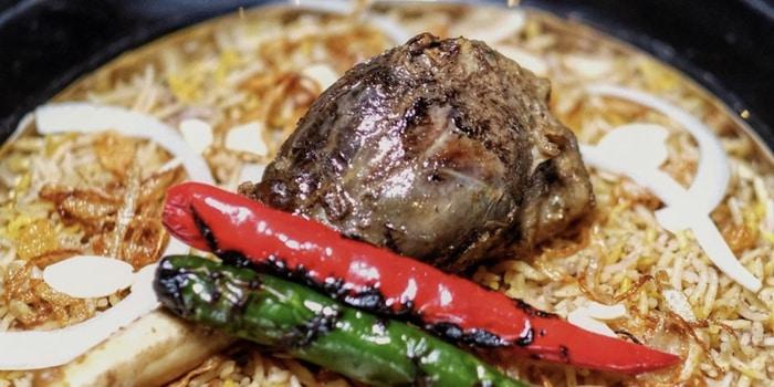 Dish 5 from Marrakech Cuisine