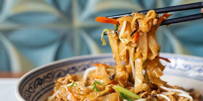 Char Kway Teow at MINQ