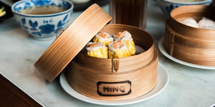 Chicken Shumai at MINQ