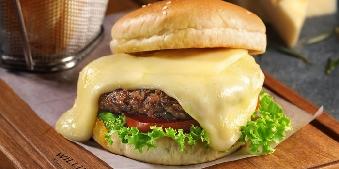 Dish 4 of Willie Brothers Steak and Cheese (Mall of Indonesia)