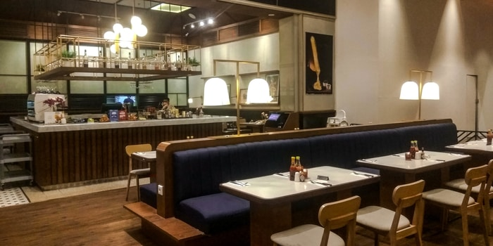 Ambience 1 of Willie Brothers Steak and Cheese (Mall of Indonesia)