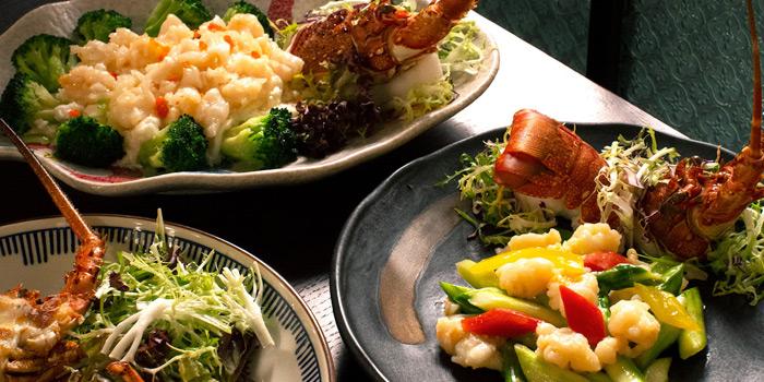 Winter Seasonal Food Menu, Yat Tung Heen, Jordan, Hong Kong