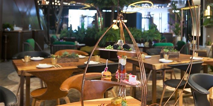Musea Afternoon Tea, Artisan Lounge, Tsim Sha Tsui, Hong Kong