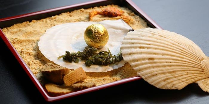 Pearl of Foie Gras, RACK Cuisine, Tsim Sha Tsui, Hong Kong