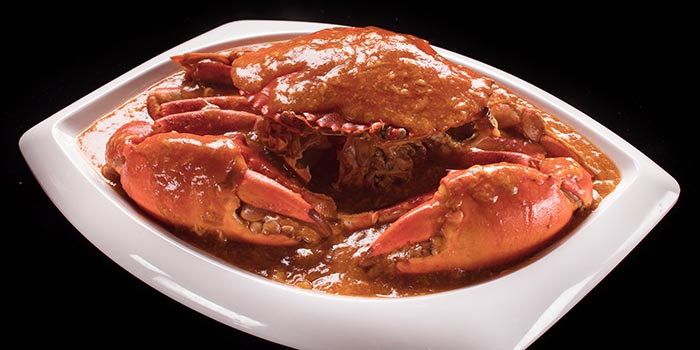 Famous Chilli Crab, Kung Pao, Causeway Bay, Hong Kong