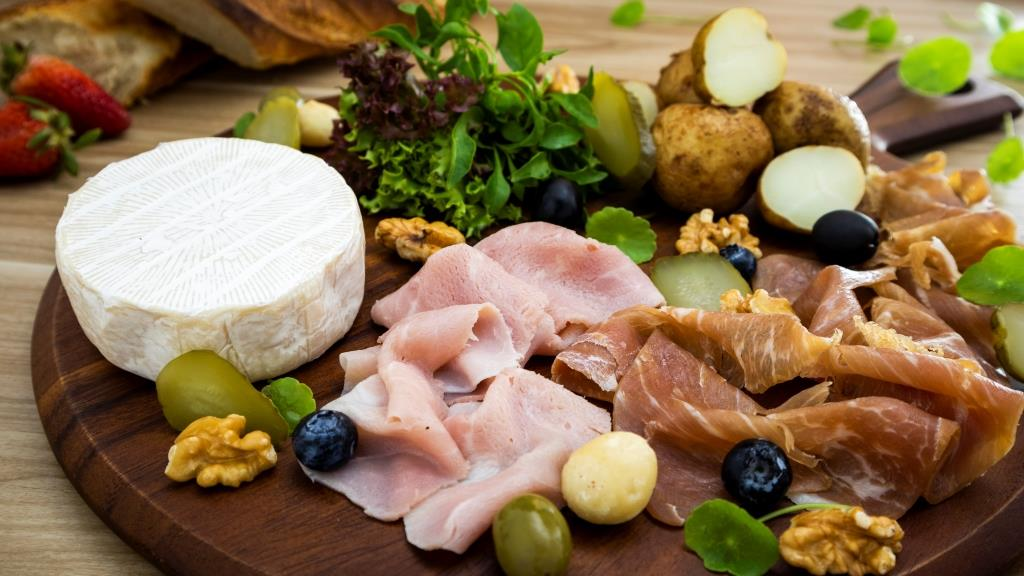 ce la vie truffle & Cheese board from BYD Bar & Bistro in Patong, Phuket, Thailand
