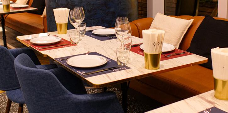 Dining Area of Victoria By Cocotte at EmQuartier 637 Sukhumvit Rd Khlong Tan Nuea, Watthana Bangkok