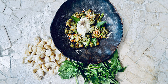 Food from Penny Lane, Canggu, Bali