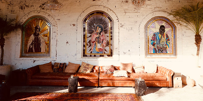 Interior from Penny Lane, Canggu, Bali