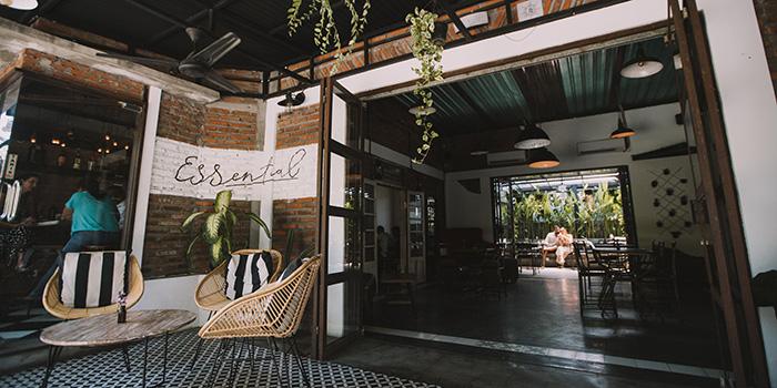 Interior from Essential Canggu, Bali