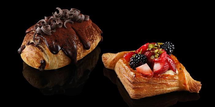 Pastries, COCO, Tsim Sha Tsui, Hong Kong