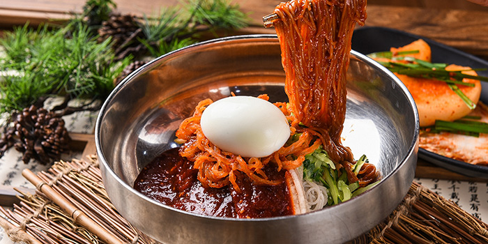 Cold Noodle from Chug Chug (PLQ) at Paya Lebar Quarter in Paya Lebar, Singapore