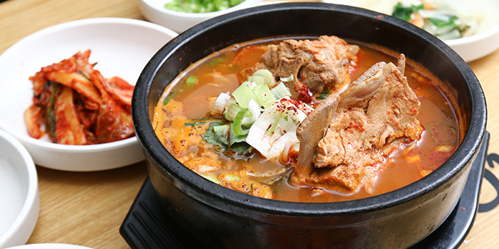 Pork Rib Stew from Chug Chug (PLQ) at Paya Lebar Quarter in Paya Lebar, Singapore