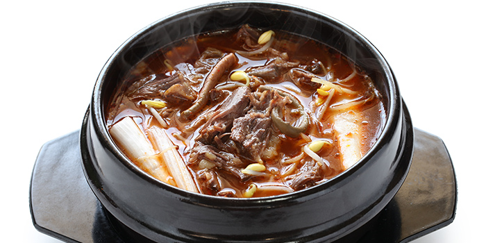 Spicy Beef from Chug Chug (PLQ) at Paya Lebar Quarter in Paya Lebar, Singapore