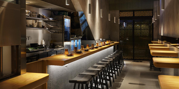 Bar Area, Okra Hong Kong, Sai Ying Pun, Hong Kong