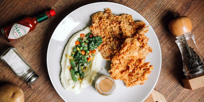 Dish 3 at Ding Dong, Kemang