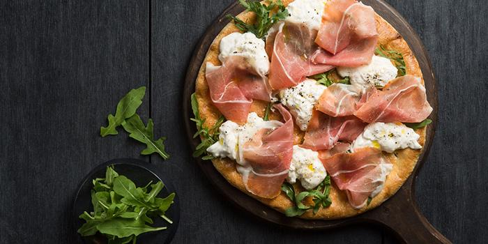 Pizzeria reservation