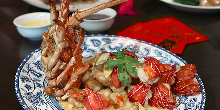 Lobster Chinese New Year  at Sana Sini