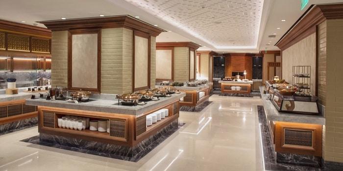 Interior 2 at Signatures - Hotel Indonesia Kempinski Jakarta