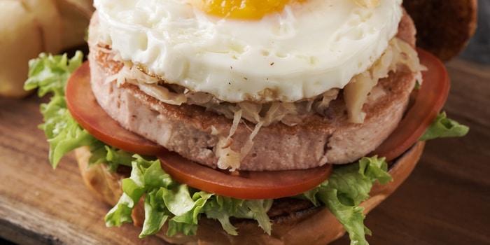 Laberkase Burger at Paulaner Bräuhaus - Hotel Indonesia Kempinski Jakarta