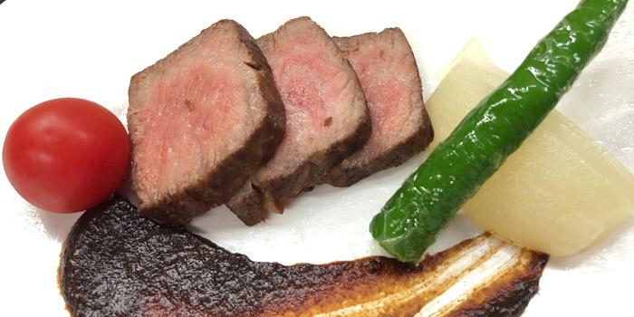 Grilled Miyazaki Beef, Japanese Cuisine ITO SAN, Quarry Bay, Hong Kong