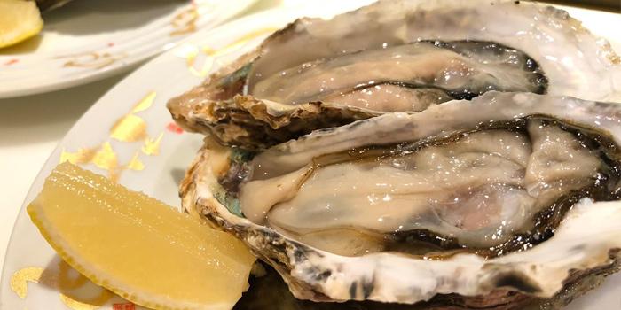 Fresh Oyster, Japanese Cuisine ITO SAN, Quarry Bay, Hong Kong