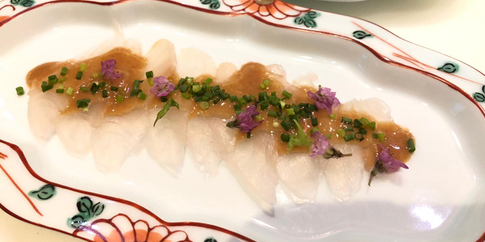 Akamutsu Rosy Rock Fish, Japanese Cuisine ITO SAN, Quarry Bay, Hong Kong