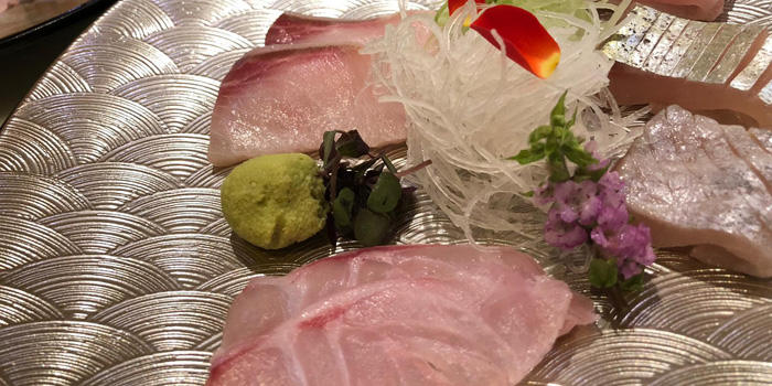 Sashimi Platter, Japanese Cuisine ITO SAN, Quarry Bay, Hong Kong