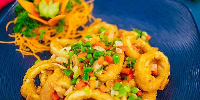 Special Calamari at Fresto Asia (Jambuluwuk Thamrin Hotel)