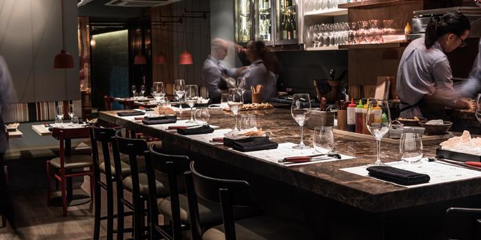 Dining Area, Frantzén