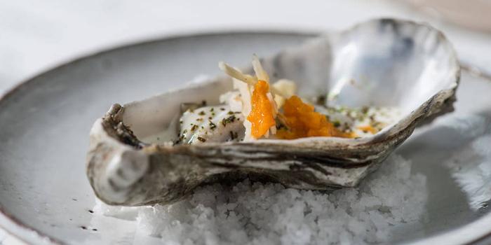 Poached Oyster, Frantzén