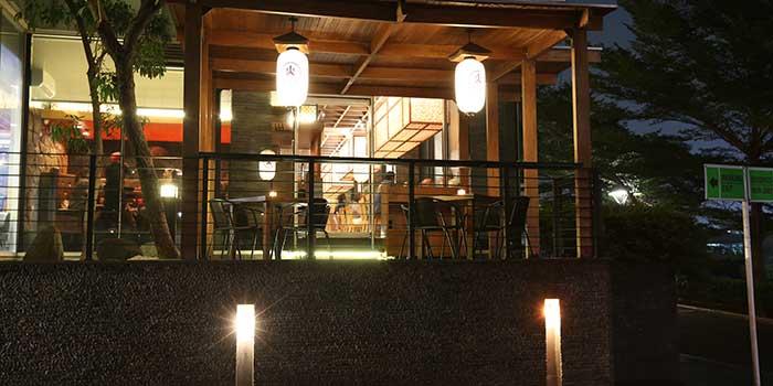 Interior 2 at Sumibi Japanese Restaurant