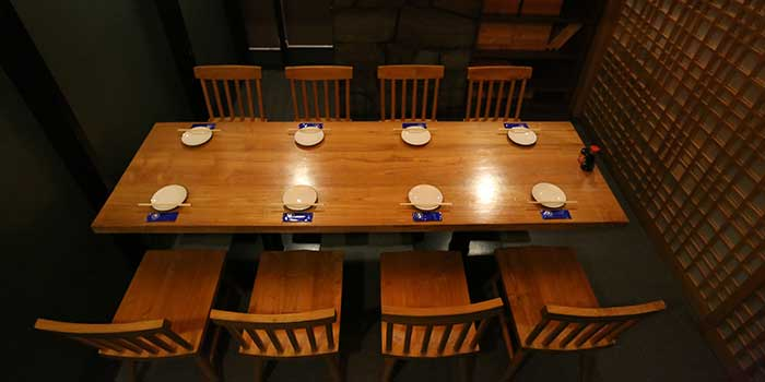 Interior 1 at Sumibi Japanese Restaurant