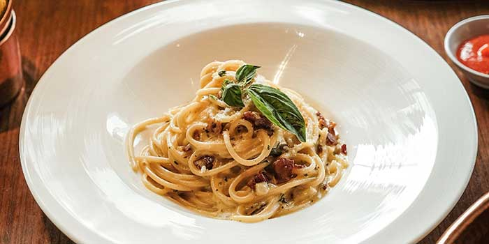 Spaghetti Specials at Bacco
