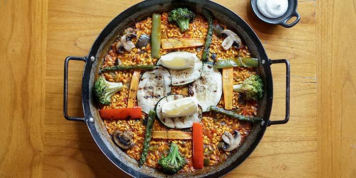 Special Dish 2 at Plan B
