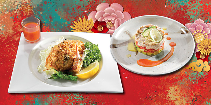CNY Foods (16 Jan to 8 Feb) from Shin Kushiya at VivoCity in Harbourfront, Singapore