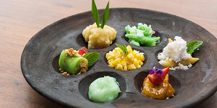 Food from Bee Cafe, Ubud, Bali